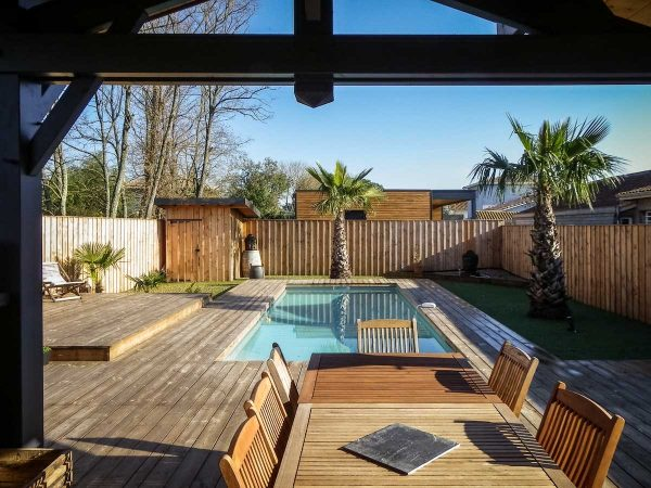 RED PINE DECKING BOARDS