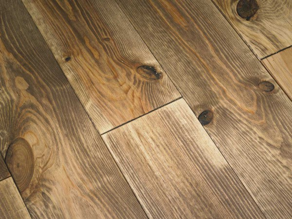 WASHED OILED PINE FLOORING